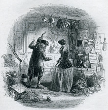 re visioning dickens phiz and the bleak house illustrations susan